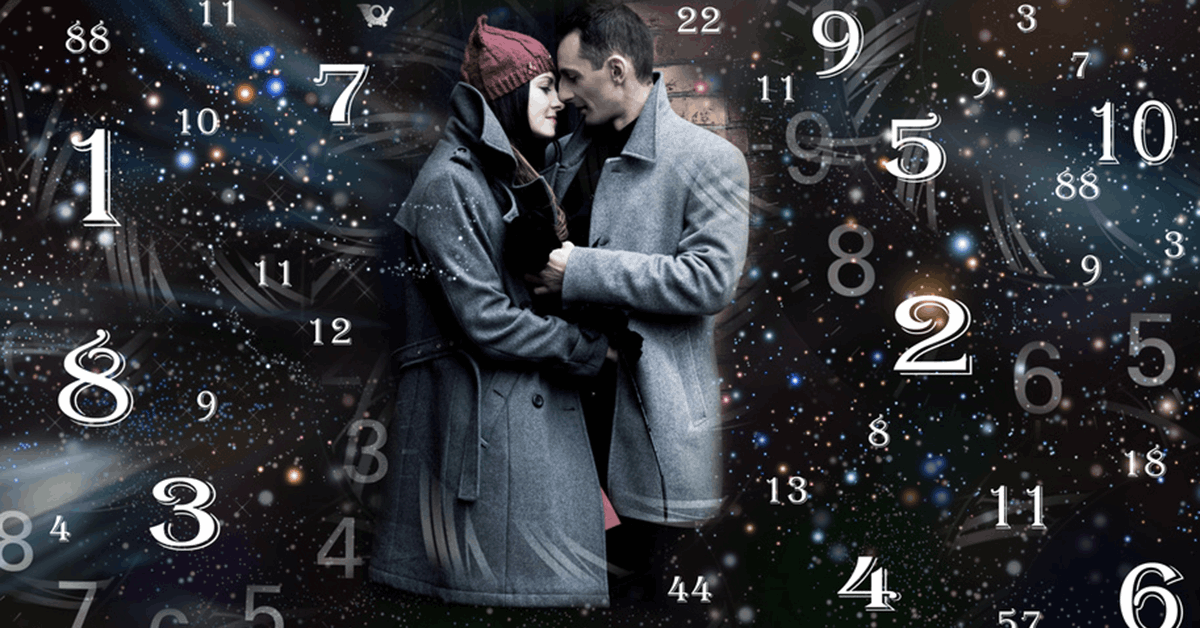 numerologia partnerska wróżby