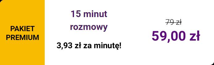 15 minut rozmowy z jasnowidz amalą 3,00zł za minutę!